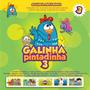 Cd Galinha Pintadinha 3 Novo Original Nfe