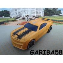 Hasbro 2009 Camaro Bumblebee Transformers Gariba58