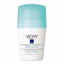 Desodorante Vichy Transpiração Intensa 48h Roll-on 50ml