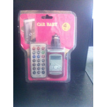 Fm Transmissor Car Baby 4 Em 1 Usb Cartão Sd