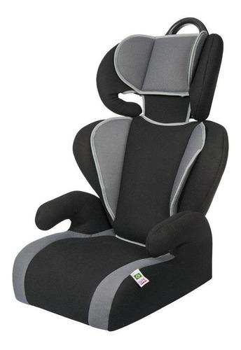 Cadeira Para Carro Tutti Baby  Cadeira Safety & Comfort Preto/cinza
