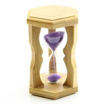 Ampulheta Relógio De Areia Menor Preço