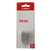 Bateria Canon Nb-10l Original Sx50 Sx40 Hs G1x G15