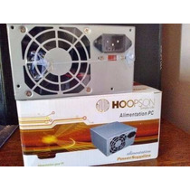 Fonte Atx Hoopson 500watts Nominal Fnt-230w-h Nova Cx