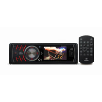 Dvd Player Automotivo H-buster Usb / Mp3 / Wma Hbd-6680av