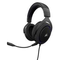 Headset Corsair Hs50 Gaming Blue Ca-9011172-na
