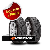 Kit 2 Pneu Aro 14 Hankook 185/60r14 Optimo Me02 K424 82h