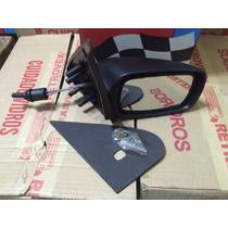 Retrovisor Fiesta 1996 1997 1998 1999 2000 2001 Manual