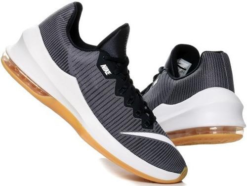 1eb0e505410 Promoção Tênis Nike Air Max Infuriate 2 Low Azul Original!