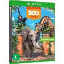 Jogo Zoo Tycoon Xbox One - Midia Fisica, Original E Lacrado