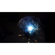U.f.o Fibre Optic Lamp Abajur