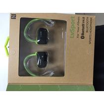 Fone Bluetooth Waterproof Sweatproof - Lvsport A Prova D Agu