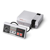 Nintendo Nes Classic Edition 512mb Cinza E Branco