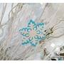6 - Toppers Frozen Filme Floco De Neve Decoração Festa 25cm