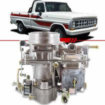 Carburador Brosol F1000 Motor 3.6 6cc À Alcool 1985 A 1992