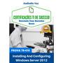 Certificação Microsoft 70-410 E-book Pdf 100% Questões Reais