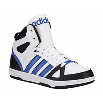 Tênis Adidas Hoops Team Mid Star Basketball, Pronta Entrega.