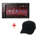 Som Bluetooth Mp3 Player Pioneer Mvh-a218bt