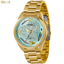 Relógio Orient Lince Feminino Fashion Lrgk039l A2kx