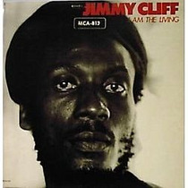 Cd Jimmy Cliff - I Am The Living (usado-otimo)