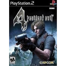 Patch Resident Evil 4 Ps2