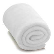 Cobertor Manta Solteiro Em Soft - Adulto - Branco - Lux Conf