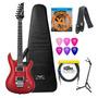 Guitarra Ibanez Js100 Joe Satriani Signature Tr + Kit Original