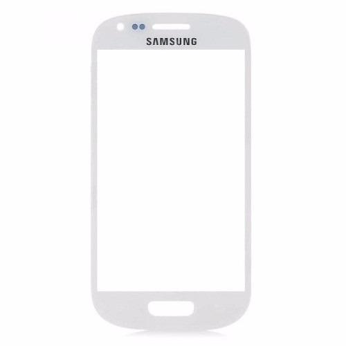 Tela Vidro S3 Mini Samsung Galaxy I8190 Lente Sem Touch 100%