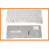 Teclado Netbook Samsung N150 Plus Branco Layout Br Ç