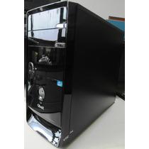 Pc Cpu Desktop Core 2 Duo E7300/4gb Memória/hd 320gb+wifi!