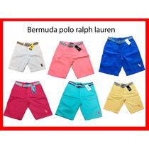 Bermuda Short Polo Ralph Lauren Bermuda Polo Super Baratas