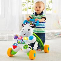 Apoiador Zebra Colorido Para Bebês Fisher Price - Mattel