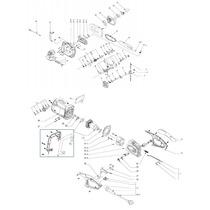 Peças De Reposição Eletroserra Tekna Es2200