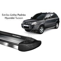 Estribo Hyundai Tucson 2012 2013 2014 2015 Cinza Titanium