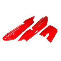 Rabeta Traseira Complate Yamaha Ybr125 - E 2002 Vermelha