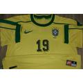 Camisa Brasil Do Craque Denilson Copa De 1998 França - 87
