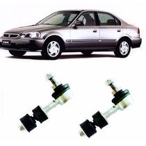 Par Bieleta Dianteira Honda Civic Ex Lx 1.6 16v De 98 A 2000