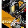 Capacete Shark S700 Scott Redding Tamanho S 56 Pronta Entreg