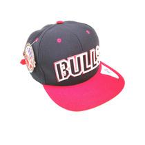 Boné Chicago Bulls Aba Reta