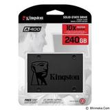 Kingston Ssd 240 Gb Notes Desks Mac Sata 6gb/s 2.5 Pol. Top