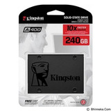 Kingston Ssd 240 Gb Notes Desks Mac Sata 6gb/s 2.5 Pol. Top