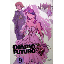Mangá: Diário Do Futuro Vol. 6 - Mirai Nikki
