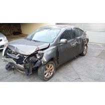 Sucata Nissan Versa Sl 2012/2013 1.6 16v