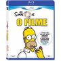 Blu Ray Lacrado Os Simpsons O Filme