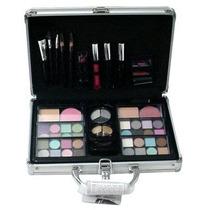Kit Maquiagem Beleza V503 Blush Sombra Batom