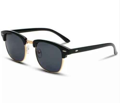 9e1e15524 Óculos De Sol Feminino Masculino Clubemaster Clássico Quadra