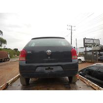Sucata Volkswagen Gol G4 1.0 8v 2012 P/venda De Peças Usadas