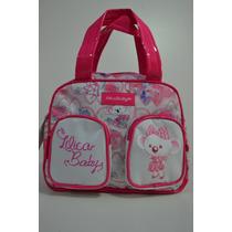 Bolsa Mala Maternidade Lilica Ripilica- Pequena- Promoção