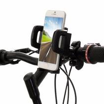 Suporte Guidão Bicicleta Celular Gps Galaxy A5 S7 Edge A7 S6