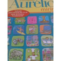 Dicionário Da Língua Portuguesa Aurélio Mirim - 5 Livros